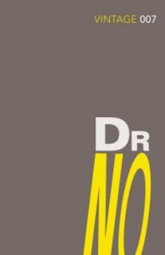 Dr No - James Bond 007 (Paperback)