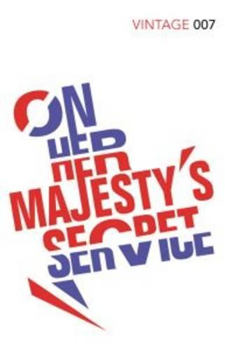 On Her Majesty's Secret Service - James Bond 007 (Paperback)