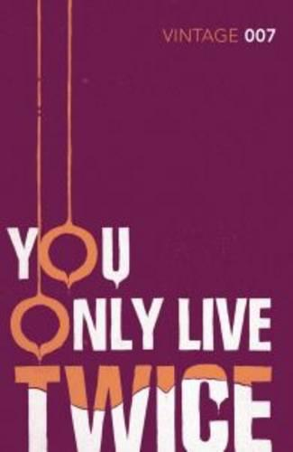 You Only Live Twice - James Bond 007 (Paperback)