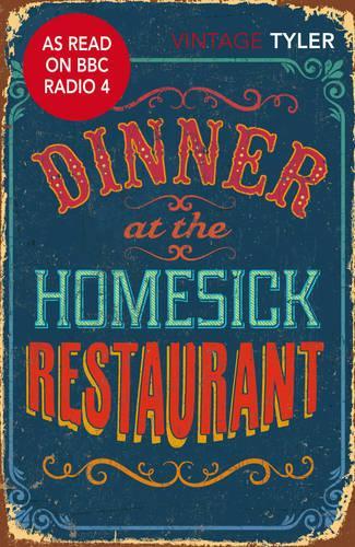 Dinner At The Homesick Restaurant (Paperback)