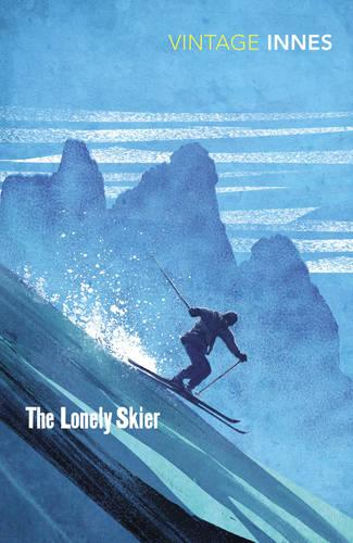 The Lonely Skier (Paperback)