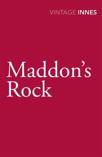 Maddon's Rock (Paperback)