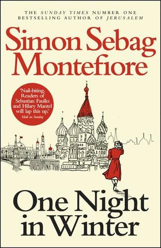 One Night in Winter - The Moscow Trilogy (Paperback)