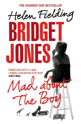 Bridget Jones: Mad About the Boy - Bridget Jones's Diary (Paperback)