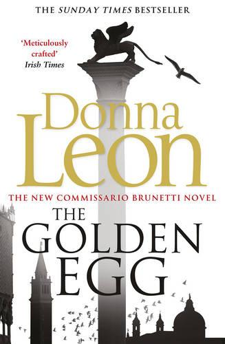 The Golden Egg: (Brunetti 22) - Brunetti (Paperback)