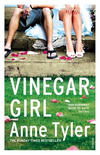 Cover Vinegar Girl: The Taming of the Shrew Retold - Hogarth Shakespeare