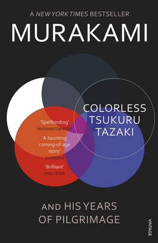 Colorless Tsukuru Tazaki and His Years of Pilgrimage (Paperback)