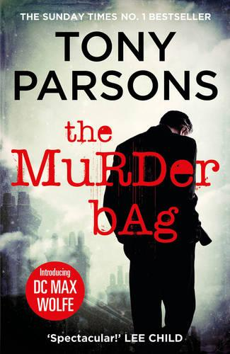 The Murder Bag: The thrilling Richard and Judy Book Club pick (DC Max Wolfe) - DC Max Wolfe (Paperback)