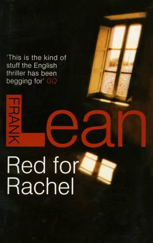 Red For Rachel (Paperback)