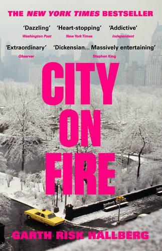 City on Fire (Paperback)
