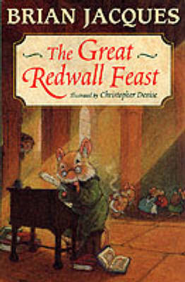 The Great Redwall Feast (Hardback)