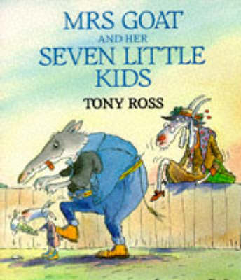 Mrs. Goat and Her Seven Little Kids (Paperback)
