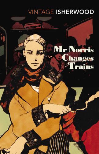 Mr Norris Changes Trains (Paperback)