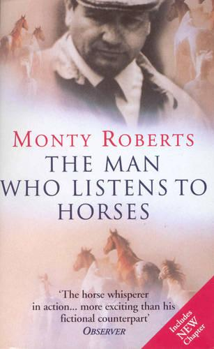 The Man Who Listens To Horses (Paperback)