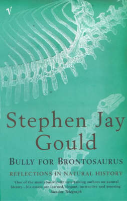 Bully For Brontosaurus (Paperback)