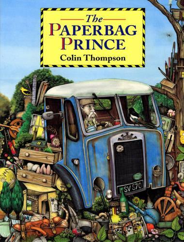 The Paperbag Prince (Paperback)