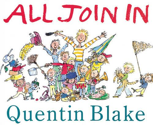 The book All Join In by Quentin Blake for an article about sensory storytelling.