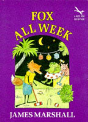 Fox All Week (Paperback)