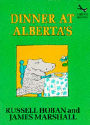 Dinner at Albertas (Paperback)