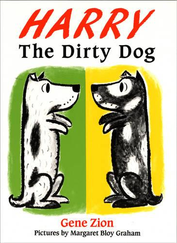 Harry The Dirty Dog (Paperback)