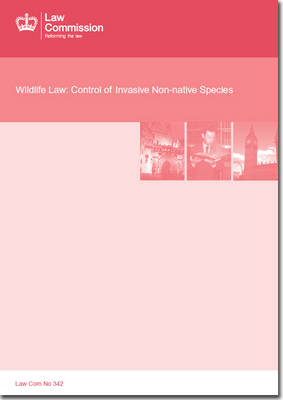 Wildlife law: control of invasive non-native species - House of Commons Papers 2013-14 1039 (Paperback)