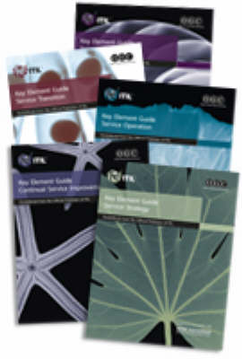 Key Element Guide Suite: The Only ITIL Pocketbooks from the Official Source (Paperback)