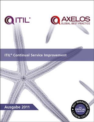 ITIL continual service improvement: [German translation] (Paperback)