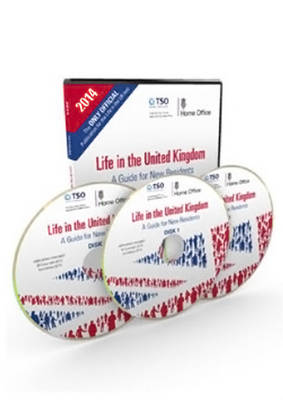 Life in the United Kingdom: a guide for new residents (audio CD) (CD-ROM)