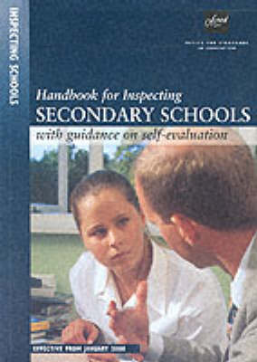 Handbook for Inspecting Secondary Schools
