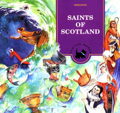 Saints of Scotland: Activity Book - Scottie Books (Paperback)