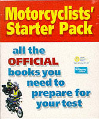 The Official DSA Starter Pack for Motorcyclists (Paperback)