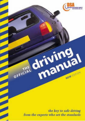 The Official Driving Manual (Paperback)