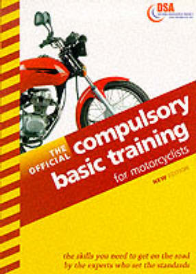 The Official Compulsory Basic Training for Motorcyclists 1999-2000 (Paperback)