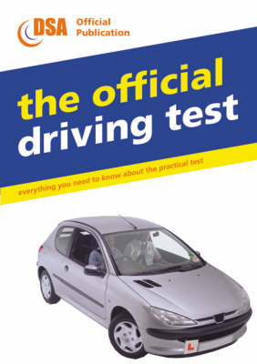 The Official Driving Test (Paperback)