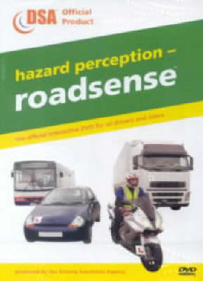 Hazard Perception: Roadsense - The Official Interactive DVD for All Drivers and Riders (DVD)