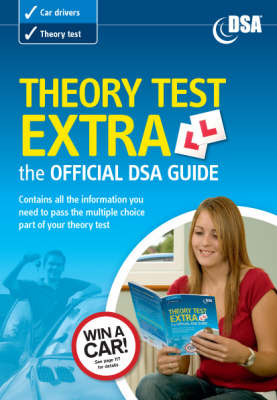 Theory Test Extra: The Official DSA Guide (Paperback)