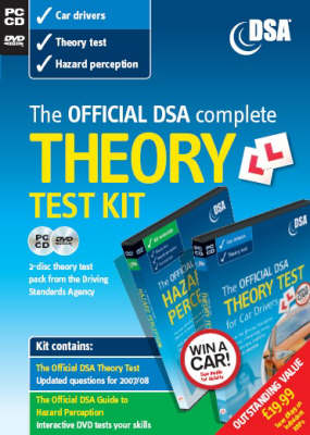 The Official DSA Complete Theory Test Kit: Valid for Tests Taken from 3rd September 2007