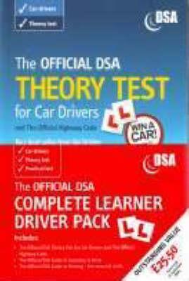 The Official DSA Complete Learner Driver Pack (Paperback)