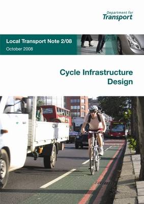 Cycle Infrastructure Design (Paperback)