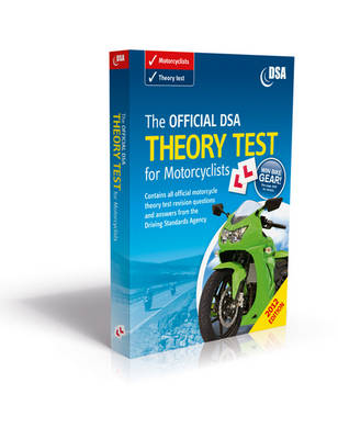 The Official DSA Theory Test for Motorcyclists 2012 (Paperback)