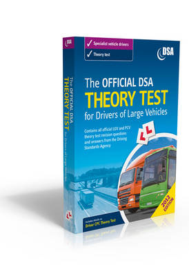 The Official DSA Theory Test for Drivers of Large Vehicles 2012 (Paperback)