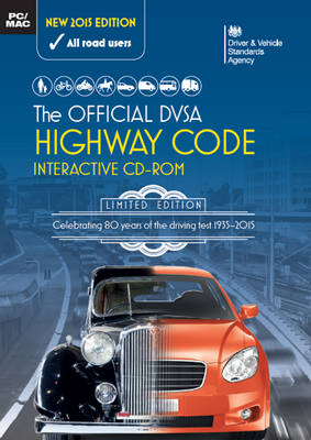 The official highway code interactive CD-ROM (CD-ROM)