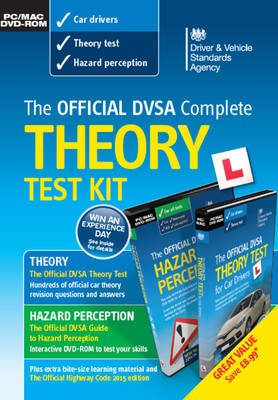 The official DVSA complete theory test kit (Paperback)