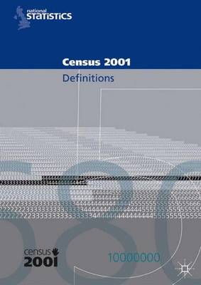 Census 2001: Definitions (Paperback)