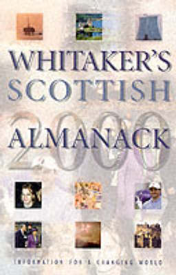 Whitaker's Scottish Almanack 2000 (Paperback)
