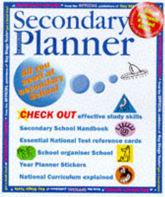 Secondary School Planner - The complete parents kit