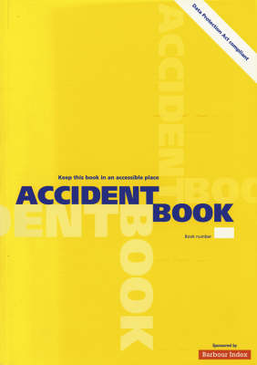 Accident book (Paperback)
