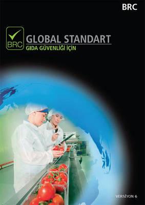 Global standart gida gevenlaga adan: [Turkish print version of Global standard for food safety] (Paperback)