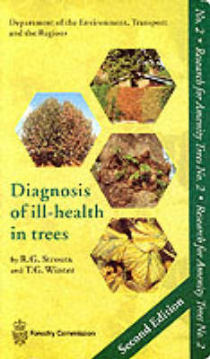Diagnosis of Ill-health in Trees - Research for Amenity Trees 2 (Paperback)