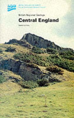 Central England - Regional Geology Guides No. 10 (Paperback)